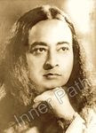 Paramhansa Yogananda Photo - Portrait - Sepia - 5x7