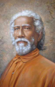 Swami Sri Yukteswar Photo - Portrait - Wallet Altar