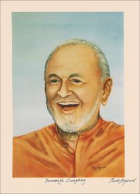 Swami Kriyananda - Card