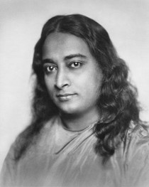 Paramhansa Yogananda - Autobiography of a Yogi Cover Photo - 8x10