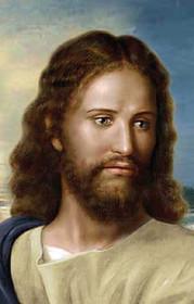 Jesus Christ Picture - Portrait - 5x7