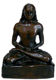 "Babaji Meditating Statue - 3.5"""