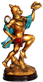 Statue - Hanuman Jumping