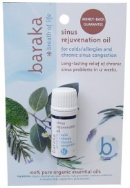 Sinus Rejuvenation Oil