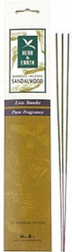 Herb & Earth Incense - Jasmine (20 Sticks)
