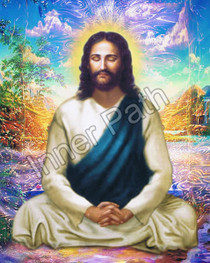 Front: Christ in Meditation
