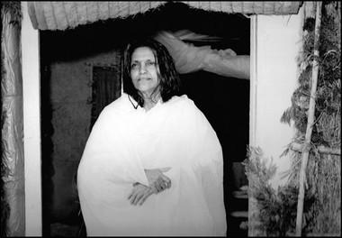 "Anandamayi Ma Photo - ""Omnipresence"""