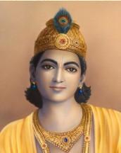 Bhagavan Krishna picture - color.
