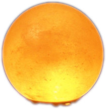 Himalayan Salt Lamp - Planet/Globe