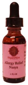 Allergy Relief Nasya Oil - 1 fl. oz.