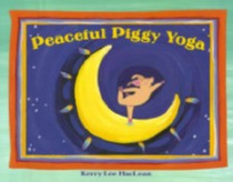 Peaceful Piggy Yoga - Paperback