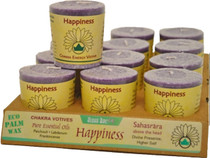 Chakra Votive - Happiness