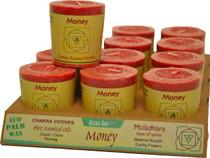 Chakra Votive - Money