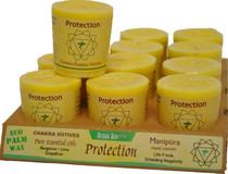 Chakra Votive - Protection