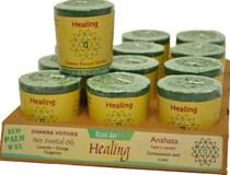 Chakra Votive - Healing