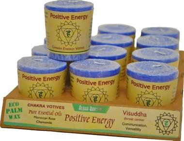 Chakra Votive - Positive Energy