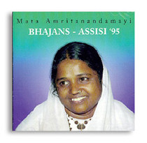 Amma Bhajans - Assisi '95 - CD
