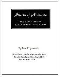 Stories of Mukunda