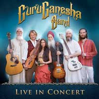 GuruGanesha Band - Live In Concert