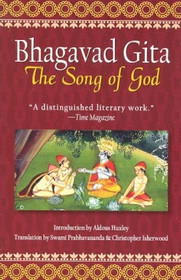 Bhagavad Gita The Song of God (hardback)