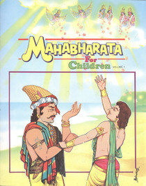 Mahabharata for Children, Volume I ( Pictorial Mahabharata ) by Swami Raghaveshananda