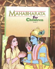Mahabharata for Children, Volume II (Pictorial Mahabharata)