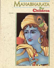 Mahabharata for Children, Volume III (Pictorial Mahabharata)