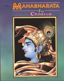 Mahabharata for Children, Volume IV ( Pictorial Mahabharata )