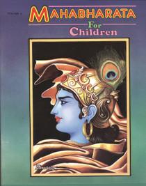 Mahabharata for Children, Volume IV ( Pictorial Mahabharata )