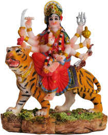 Statue - Durga on Tiger