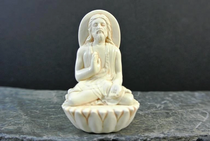 Statue - Jesus Meditating - Small