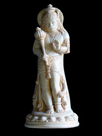Hanuman Standing Statue Small