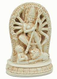 Statue - Durga Ma, Defender of the Earth - Small