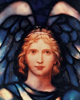 Archangel Raphael - Tall Jar Candle