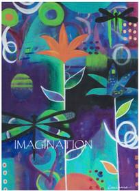 Imagination - Greeting Card