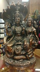 Statue - Vishnu & Lakshmi