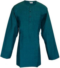 Men's Kurta - Teal