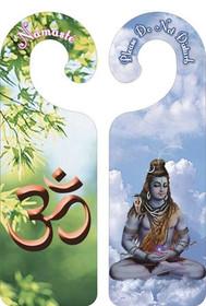 Door Hanger - Shiva/Om