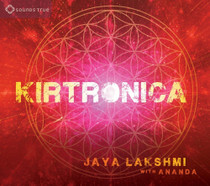 Kirtronica - Jaya Lakshmi and Ananda CD