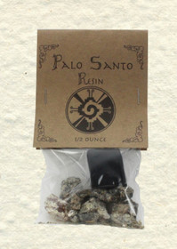 Palo Santo Resin - 1/2 oz
