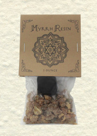 Myrrh Resin - 1 oz