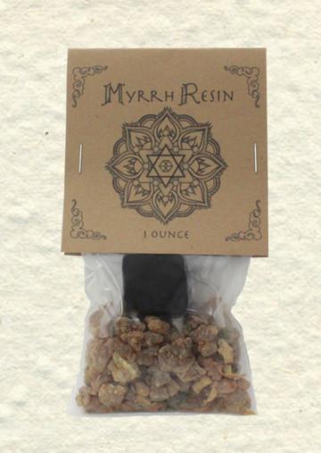 Myrrh Resin - 1 oz