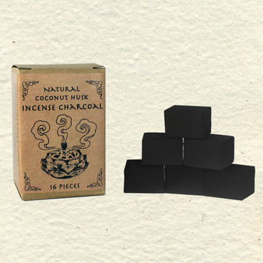 Natural Incense Charcoal ‰ÛÒ Coconut Husk Based