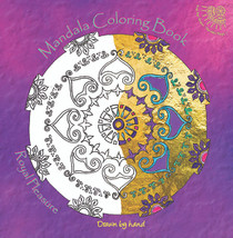 Mandala Coloring Book - Royal Pleasure