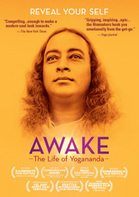 Awake - The Life of Yogananda - DVD