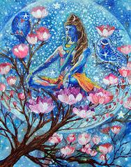 My Star Shiva - Greeting Card