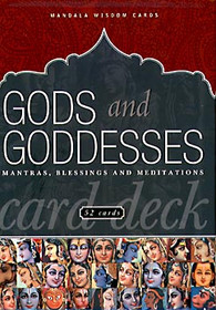 Gods and Goddesses Card Deck