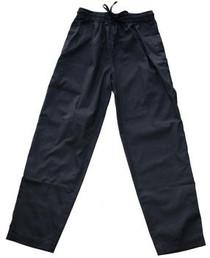 Yogi Pants - Black Cotton