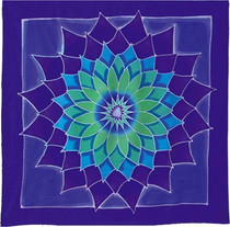 Star Lotus Wall Hanging