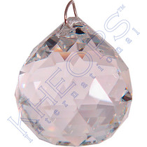 Prism Crystal - 40mm Faceted Sphere